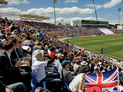 Witness England take on India for the International T20