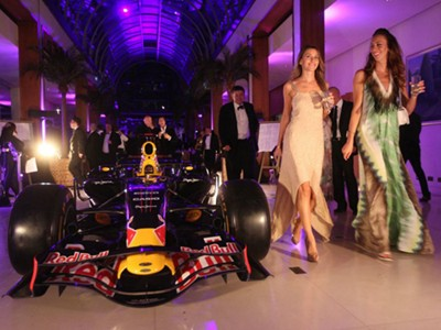 Experience the glamour of F1 at this exclusive event