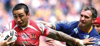 Rugby League Hospitality Hospitality