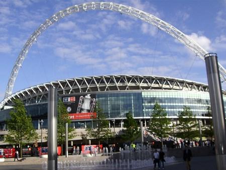 Wembley Exterior