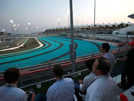 Abu Dhabi Pole Position Suite