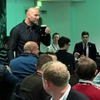 Dallaglio, Tindall and Greenwood entertain in The Green Room