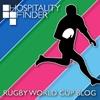 Rugby World Cup Blog: England v Fiji
