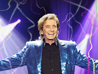 See Barry Manilow in concert