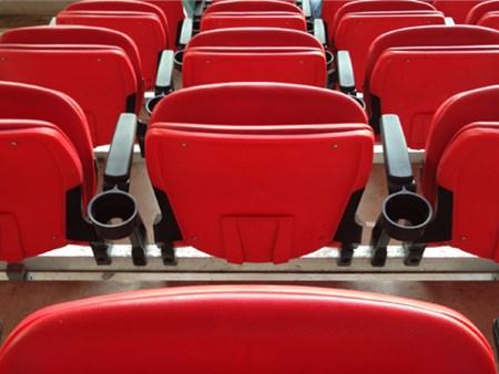 Wembley Seats