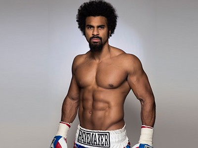 David Haye returns to the ring in December