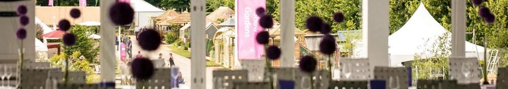 Hampton Court Palace Flower Show - Day Three