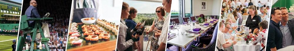 Wimbledon - Ladies' Final Hospitality