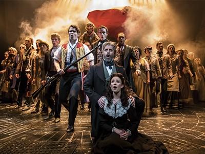 Les Misérables in action