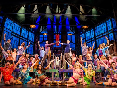 See Kinky Boots live in action