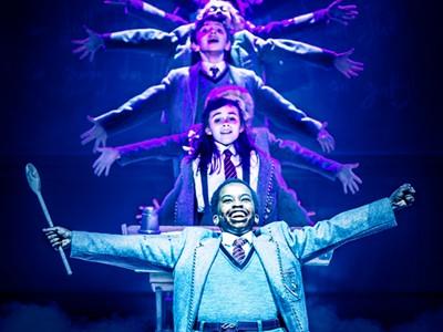 See the magic unfold at London's Cambridge Theatre