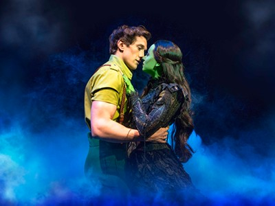 Experience Wicked live in London's West End