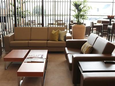 Private departure lounge