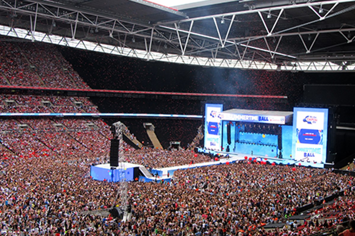 Summertime ball 2019 vip hospitality packages wembley 8 june for Capital home staging and design
