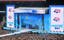 Capital FM Summertime Ball Hospitality
