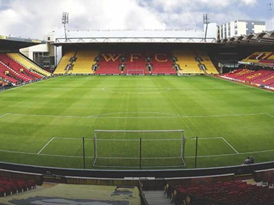 Enjoy VIP hospitality at Vicarage Road Stadium