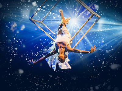 Exhilarating entertainment throughout the night featuring cirque style acts