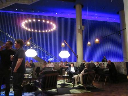 AMEX Lounge