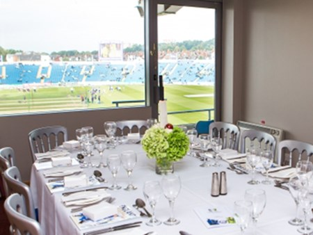 East Stand Boxes Hospitality