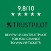 Check out our latest Trust Pilot winning review