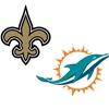 Saints v Dolphins: Review