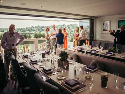 Wimbledon's ultra exclusive Skyview Suites