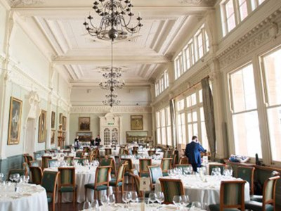 Set in the luxurious Long Room at Lords Cricket Ground