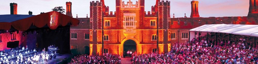 Hampton Court Palace Festival - Gary Barlow