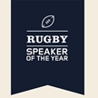 Rugby Speaker of the Year 2018