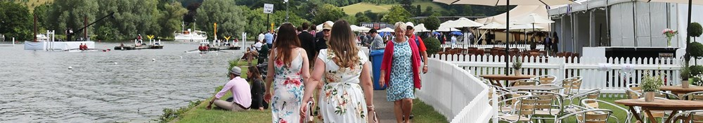 Henley Royal Regatta - Day One