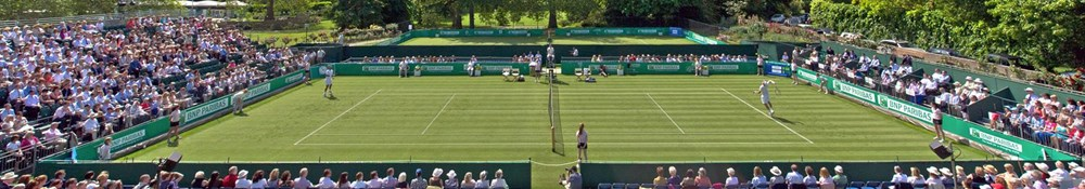 Tennis Classic at Hurlingham - Wednesday