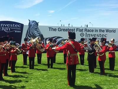 Experience the Epsom Derby Festival like never before