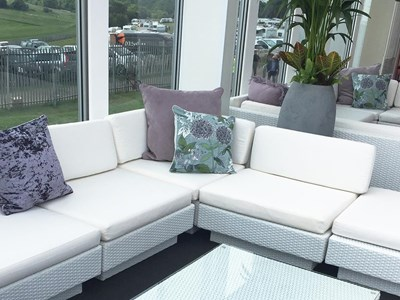 Relax in style & comfort in The Winning Post