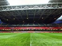 Inside the Millennium Stadium