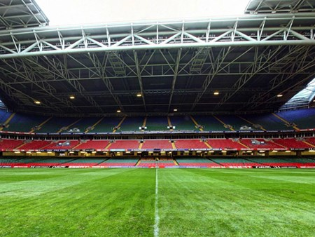 Inside the Millennium Stadium