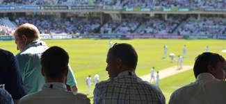 The Green Room | Cricket Hospitality