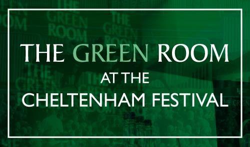Green Room at Cheltenham