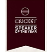 Cricket Speaker of the Year 2018