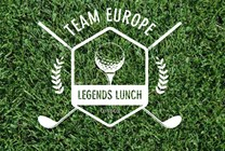 Team Europe Legends Banquet