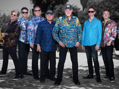 See Beach Boys at Hampton Court