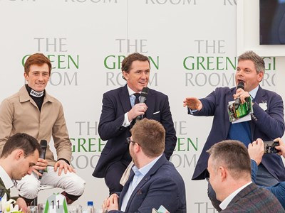 Enjoy our expert panel from the world of Horse Racing