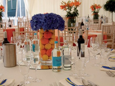 The Cowdray Marquee