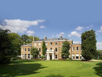 Set in the beautiful surroundings of Buckinghamshire Golf Club
