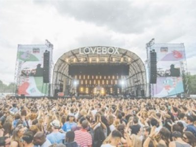Join us at Lovebox festival!