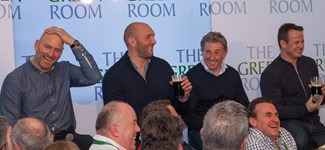 The Green Room | Rugby Hospitality