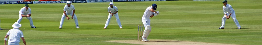 England v India 3rd Test Match - Day 3