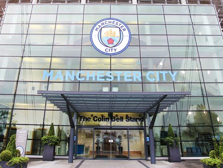 NEW Man City 2