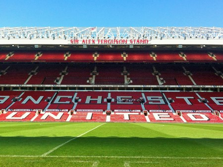 NEW Man United 1