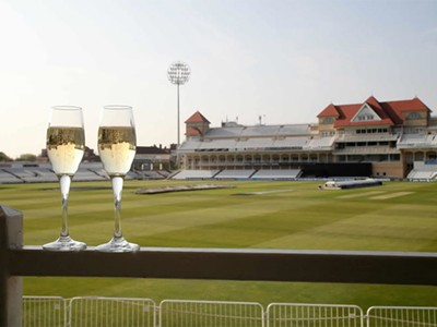 The perfect way to enjoy the Summer of cricket