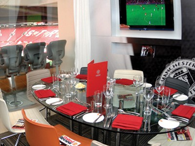 Exclusive Hospitality Boxes at Old Trafford